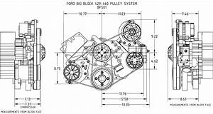 460 Engine Belt Diagram  U2022 Downloaddescargar Com