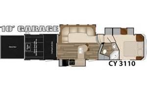 2015 cyclone 3110 floor plan toy hauler heartland rv
