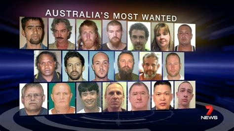 Australia Icymi Please Retweet The Most Wanted Men