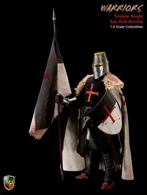crusader knight templar  field marshal aci  figure