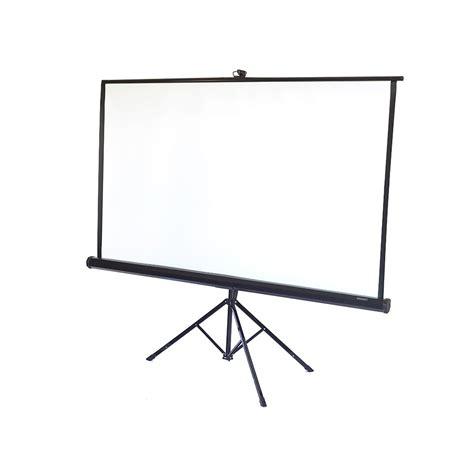 ecran projection sur pied ecran de projection sur pied 176 x 132