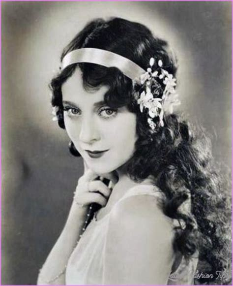 1920 Flapper Hairstyles Hair by 1920 S Hairstyles For Latestfashiontips