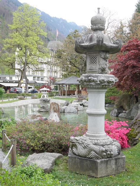 Japanischer Garten Interlaken by Interlaken Zwischen Alpen Und Asien Family4travel