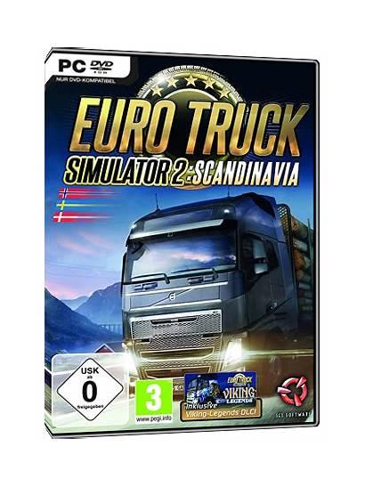 Simulator Euro Truck Scandinavia Addon Dlc Mmoga