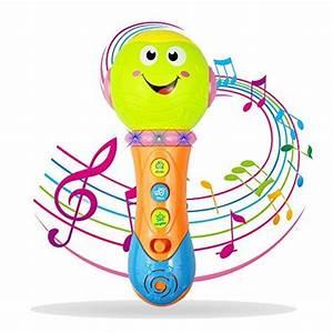 Spielzeug Für Baby 8 Monate : geschenk f r 9 12 monate baby mikrofon spielzeug f r 1 4 ~ Watch28wear.com Haus und Dekorationen