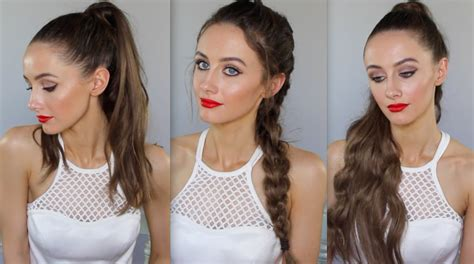hair extension hair styles 3 hairstyles for hair extensions hair secrets extensions 3925