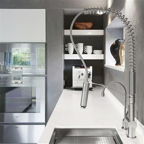 robinet cuisine moderne mitigeur douchette le robinet de cuisine moderne par mgs