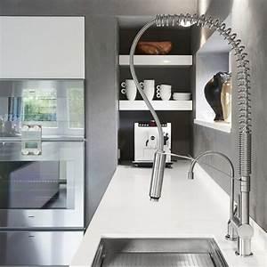 Mitigeur Cuisine Design : mitigeur douchette le robinet de cuisine moderne par mgs ~ Premium-room.com Idées de Décoration