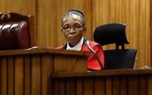 proces pistorius retour au tribunal le 9 decembre pour la With juge du parquet