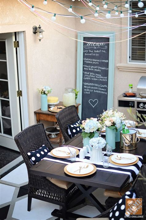 good small space interpretation   outdoor dining area