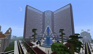 Hotel & Casino Minecraft Project
