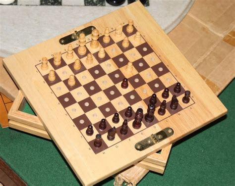 medium wooden in chess set exeter chess club