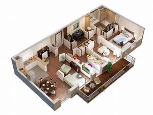 plans 3d pour seniors studio multimedia 3d at home With plan d appartement 3d 1 plan de maison 60m2 3d