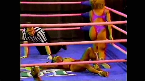 If there's a match anyone is interested in seeing feel free. Hellter's match of the day: Tina Ferrari(WWE's Ivory) vs Manna Headhunter from GLOW - Tales from ...