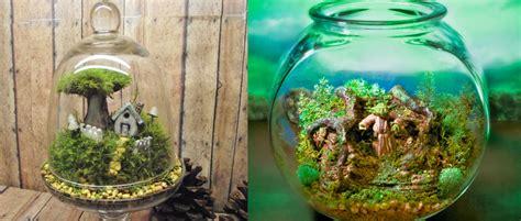 fabriquer cuisine comment créer mini terrarium