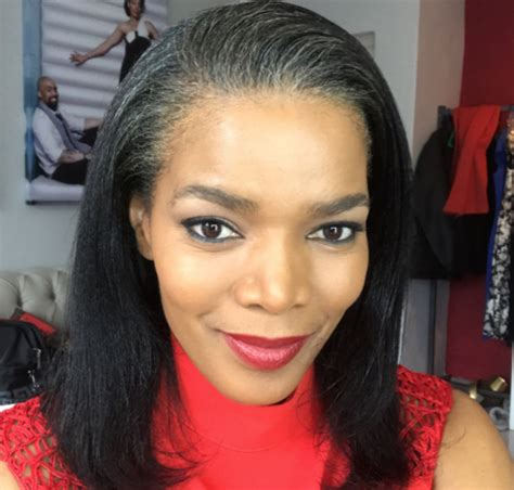 sa celebrities  proudly flaunt  grey hair