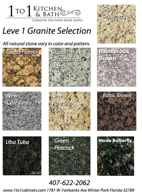 Level 1 Granite Countertop Colors by Level 1 Granite Colors Offered At The Best Prices Www