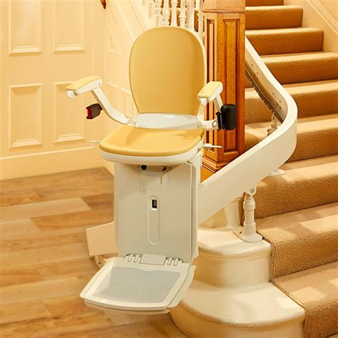 stairlifts for curved stairs in australia