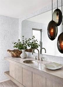 Photos salle de bain 34 exemples de deco tendance for Salle de bain design avec campagne décoration magazine