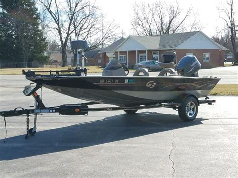G3 Boats Used by Used Aluminum Fish G3 Boats Boats For Sale Boats