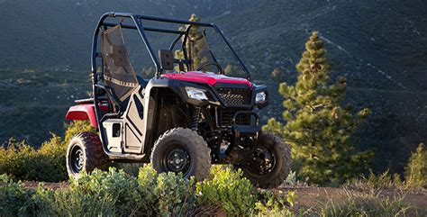 compact affordable  funthe   honda pioneer