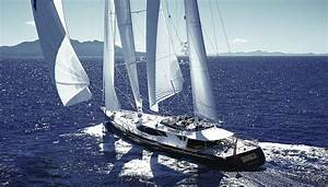 DRUMBEAT Superyacht Luxury Sail Yacht For Charter With