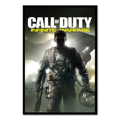 call  duty infinite warfare poster iposters