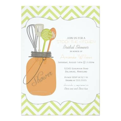 kitchen invitation cards design 262 best kitchen bridal shower invitations images on 8381