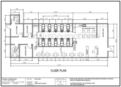 floor and decor plano salon design layout salon design layout nails
