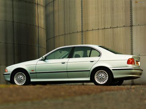 Bmw 540i Specs by Bmw 540i Sedan Uk Spec E39 1996 2000 Photos 1600x1200