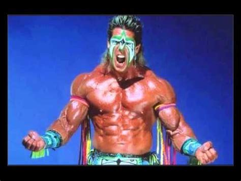 The Ultimate Warrior Has Died April Youtube