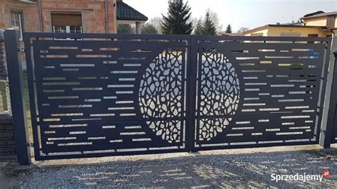 Brama wjazdowa. PRODUCENT Rząśnia - Sprzedajemy.pl