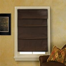 Thermal Lined Roman Shades  9 Color Choices Free
