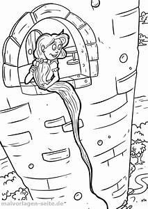 Malvorlage Rapunzel Mrchen Gratis Malvorlagen Zum Download