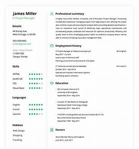 Resume template appealing resume template builder mac for Free resume builder download full version