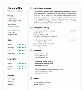 Best Online Resume Builders In 2019