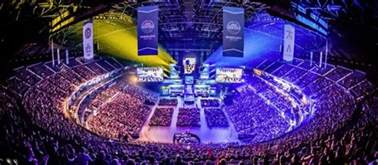 Stadium Seating For Home Theater by Esl One Cologne 2015 The World S Biggest And Most Watched