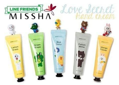 Jual Missha Line missha x line friend ready stock