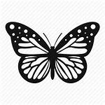 Butterfly Tattoo Icon Moth Fly Icons Bug