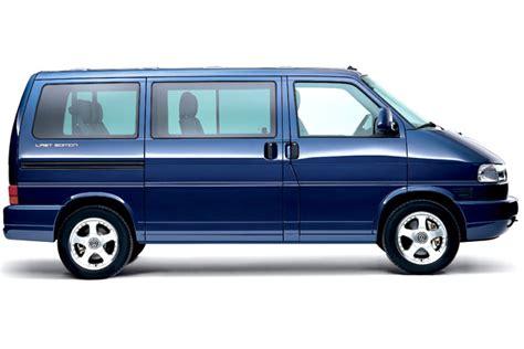 vw t4 multivan gebraucht gebrauchtwagen und test berichte
