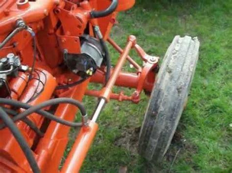 tracteur renault n71 direction assisté