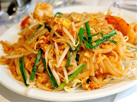 cuisine thailandaise recettes faciles pairings what to drink with pad serious eats