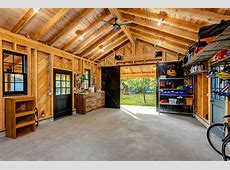 Historic Garage Remodel Rustic Shed Boise by King