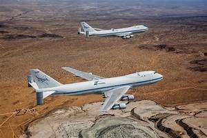 File:NASA's Shuttle Carrier Aircraft 905 (front) and 911 ...