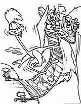 Coyote Runner Coloring Road Pages Roadrunner Wile Drawing Printable Cartoon Drawings Colorings Trending Days Last Getdrawings Tools Getcolorings 930px 67kb sketch template