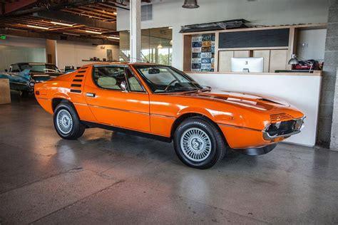 Alfa Romeo Montreal For Sale Usa by 1972 Alfa Romeo Montreal For Sale 1837361 Hemmings