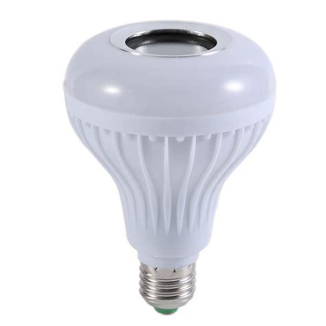 bluetooth light bulb speaker wireless bluetooth remote mini smart audio speaker