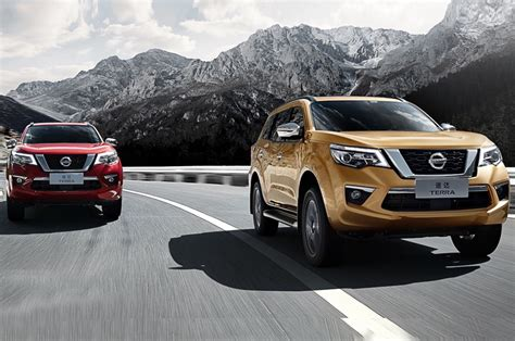 Nissan Terra Hd Picture by 2018 Nissan Terra Seven Seat Suv Image Gallery And