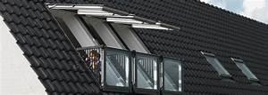 Moustiquaire Pour Fenêtre De Toit : fen tre de toit balcon velux choisissez votre fen tre de ~ Dailycaller-alerts.com Idées de Décoration