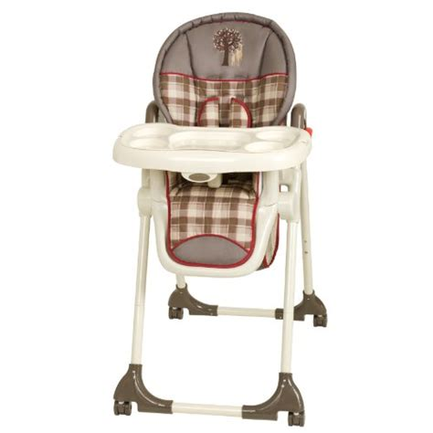 baby trend high chair straps baby trend trend high chair northridge plaid ebay